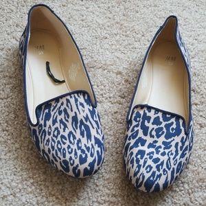 H&M jaguar print Flat shoe